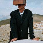 Objet à voir le monde en détail, photographie, 100x80 cm, 1990-2004.