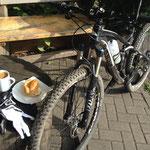 Biker Frühstück