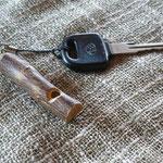 ヒヨドリ笛携帯ストラップタイプ
