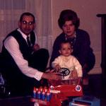 Mon premier Noël et déjà le piano