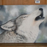 Heulender Wolf 2012