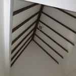 Plafond de la chambre parentale