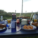 Bei so einem Frühstück kann der Tag nur gut beginnen