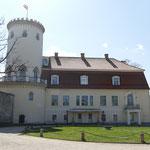Neues Schloss aus dem 18. Jahrhundert und...
