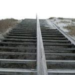 Dann endlich Beine vertreten am Ostsee-Strand