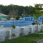 Baile Felix - der größte Kurort Rumäniens