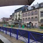 Paradies für Hausboot-Fahrer: der Canal de la Marne au Rhin
