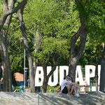 Die Margareten-Insel ist einer der größten öffentlichen Parkanlagen Budapests