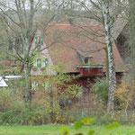 DIe Habertsmühle - hübsch im Egerländer Fachwerkstil restauriert