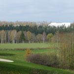 Blick auf das Kurgebiet im Teilort Sibyllenbad