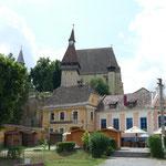 Die Kirchenburg von Biertan - ebenfalls UNESCO-Welterbestätte