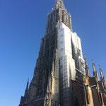 Unverkennbar - das Ulmer Münster