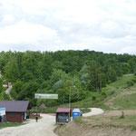 Im Bärenreservat von Zarnesti