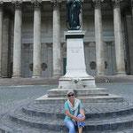 Die Basilika von Eztergom ist die größte in Ungarn und die drittgrößte in Europa