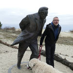 Jean-Paul Sartre war auch schon hier und hat den Weitblick genossen