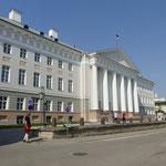 Die altehrwürdige Universität von Tartu