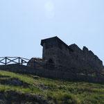 Aber auch die Burganlage selbst ist einen Besuch wert