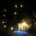 """Unsere Unterkunft in Hakone """"by Night"""""""
