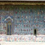 Innerhalb der Klostermauern herrscht eine besondere Atmosphäre