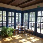 Arbeitszimmer mit Weitblick für literarische Inspirationen