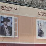 Noch ein paar Impressionen aus Szentendre, dem neten Künstlerdorf