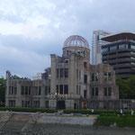 Der Atombombendom - Mahnmal des zerstörerischen Angriffs