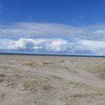 Und wieder mal ein einsamer Strand