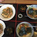 Unser Mittagessen in Nikko - leckere japanische Nudeln