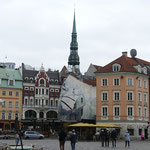 Auf dem Weg zum Zentralmarkt streifen wir noch ein Stück der Altstadt
