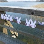 Im Schlosspark findet eine Oster-Ralley für Familien statt