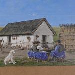 Im Hirtenmuseum erfährt man einiges über diese Kultur