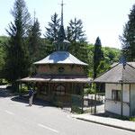Der Ort Parádsavár ist bekannt für seine Thermalwässer und Glasbläser