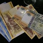 Die Beschaffung von Bargeld hat auch geklappt, jetzt steht der Eroberung Ungarns nichts mehr im Wege