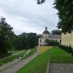 Im Klosterpark lässt es sich vortrefflich flanieren