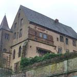 Das alte Schloss in Saverne