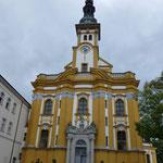 Barocke Pracht mitten in Brandenburg im Kloster Neuzelle