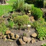 Inspirationen für den heimischen Garten gibt es hier zuhauf
