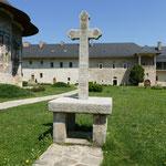 Kloster Sucevita ist die Nummer 2 des heutigen Tages