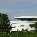 Da hat sich wohl jemand vom Daimler-Museum inspirieren lassen