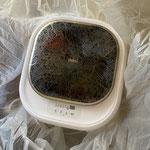 Nach nur knapp 5 Werktagen war die Deawoo-Mini-Waschmaschine bei uns. Schon mal TOPP!!!