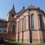 Und die Johanneskirche mit seltenen Terracotta-Skulpturen