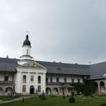 Kloster Neamt - eine der ältesten Anlagen Rumäniens