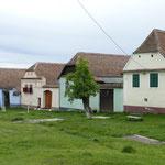 Viscri ist ein typisches Siebenbürgen-Dorf