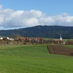 Blick auf Neualbenreuth