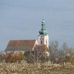 Die Kirche von Neualbenreuth