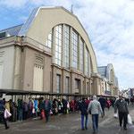 Ein ganz besonderes Erlebnis in Riga und in seiner Dimension wahrscheinlich einzigartig