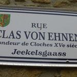 Ehnen - ein idyllisches Städtchen auf der luxemburgischen Moselseite
