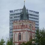Ein paar sehenswerte Ecken der Grenzstadt zu Polen