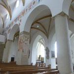 Im Inneren der St. Peterkirche