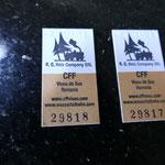 """Hier gibt es noch """"richtige"""" Fahrkarten ;)))"""